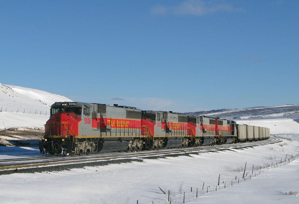 Utah Railway MK5000C