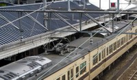 京都駅117系