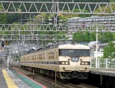 大津京117系