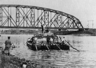 宇治川渡河訓練