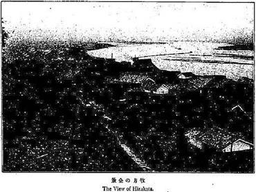 枚方の全景