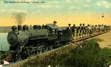 Venice Miniature Railway