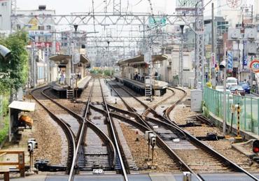 阪急庄内駅