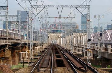 阪急新淀川橋梁