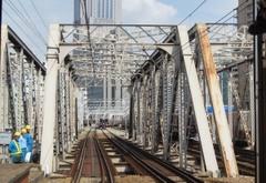 阪急梅田貨物線跨線橋