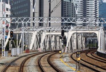阪急御堂筋跨道橋