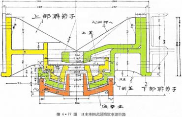 京阪びわこ号連接部