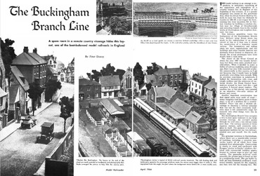 The Buckigham Branch Line