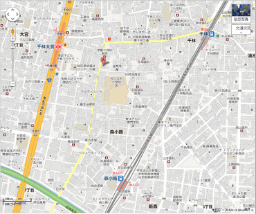 Kirin_map