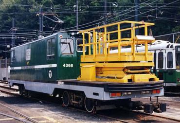 MBTA 4366