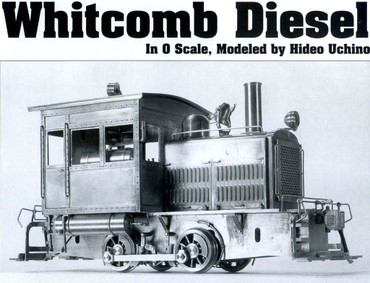 Whitcomb 30-ton Mainline Modeler June 2002