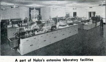 Nalco_labotatory
