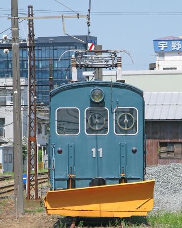 福井鉄道デキ11