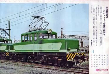 南海ED5201電気機関車