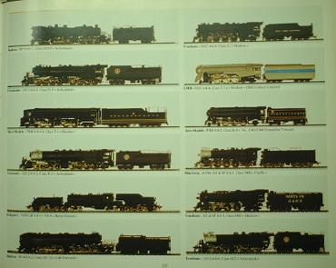 ルミネ街の汽車