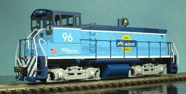 ATR 96, Serving the Model Railroad Industry for Over 50 Years
