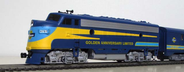 Athearn Golden Anniversary Limited