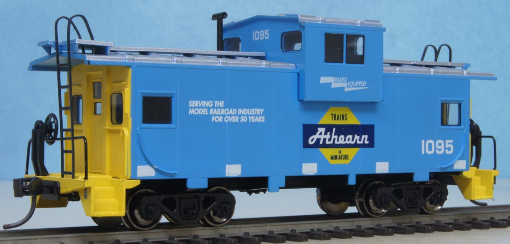 ATR 1095, Serving the Model Railroad Industry for over 50 Years