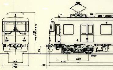 京阪6000形1次車