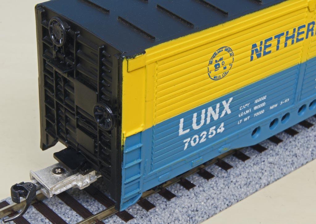 LUNX 70254, Netherlands Overseas Mills