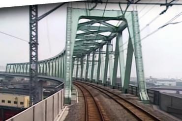 京葉線夢の島橋梁